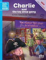Charlie and the toy shop gang (nouvelle édition)