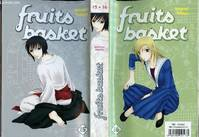 15-16, Fruits Basket - Album n°8 - Tome 15 et 16, une corbeille de fruits