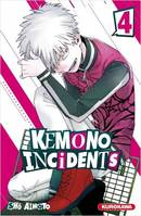 KEMONO INCIDENTS - TOME 4 - VOL04