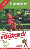 Guide du Routard Londres 2009