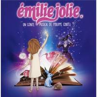 CD / Emilie Jolie (Inclus un livret de 12 pages) / CHATEL, PHILIPPE