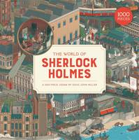 The World of Sherlock Holmes A Jigsaw Puzzle /anglais