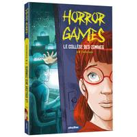 HORROR GAMES - ATTENTION, COLLÈGE ZOMBIE - TOME 2