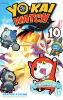 10, Yo-Kai Watch T10