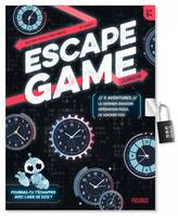 Escape Game Junior – 3 Aventures (Le dernier dragon / Opération pizza / Le hacker fou)
