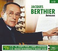 JACQUES BERTHIER - ANTHOLOGIE