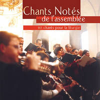 CHANTS NOTES DE L'ASSEMBLEE 6 CD