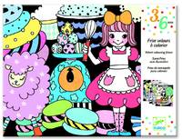 COLORIAGES SURPRISE SWEET PARADE