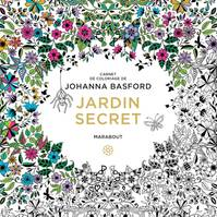 Jardin secret / carnet de coloriage