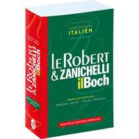 LE ROBERT & ZANICHELLI ILBOCH - GRAND DICTIONNAIRE
