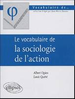 VOCAB.DE SOCIO.DE L'ACTION