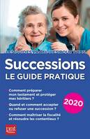 Successions / le guide pratique 2020