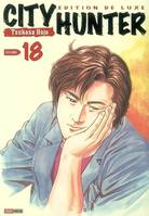 Volume 18, CITY HUNTER T18 18