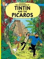 TINTIN AND THE PICAROS, Livre broché