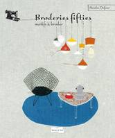 Broderies fifties, Motifs à broder
