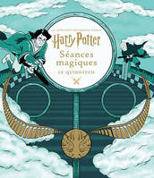 J.K. Rowling's Wizarding World : Harry Potter : Séances magiques, 3, Le Quidditch
