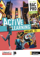 Active Learning - Anglais Bac Pro - Niveau A2B1+