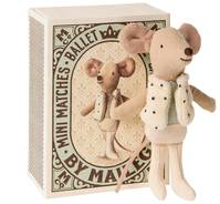 Dancer in matchbox Little brother mouse