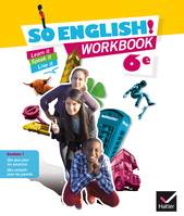So English ! 6e / workbook