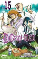 D.Gray-Man - Édition originale - Tome 15, L'attaque du QG