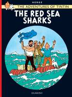 The red sea of sharks, Livre broché