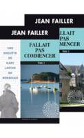 51-52 FALLAIT PAS COMMENCER (2 TOMES) - MARY LESTE
