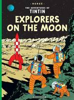 Explorers of the moon, Livre broché