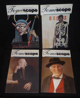 Tomiscope, n°1 à 4 (4 volumes)