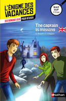 Enigme des vacances : The captain is missing! 5e/4e