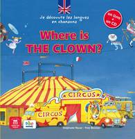 Where is the clown ?, Livre+CD