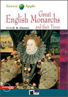 Great English Monarchs And Their Times, Livre+CD