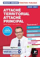 n°31 ATTACHE TERRITORIAL, ATTACHE PRINCIPAL CAT. A - 2020-2021 - PREPARATION COMPLE31