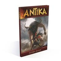 Pledge Antika V2 - Offre Livre de Base (Early Bird)
