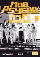 Mob Psycho 100 - tome 08