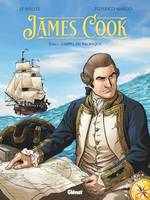 1, James Cook - Tome 01, L'appel du Pacifique