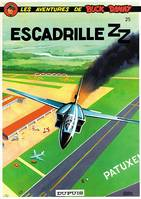 BUCK DANNY - NO 25: ESCADRILLE ZZ, Volume 25, Escadrille ZZ