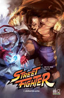 1, Street Fighter  - Tome 1