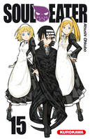 15, Soul Eater - tome 15