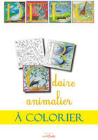 ABCDAIRE ANIMALIER A COLORIER