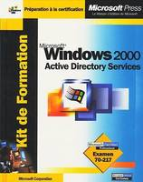 Windows 2000, active directory services