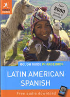 ROUGH GUIDE LATIN AMERICAN SPANISH PHRASEBOOK