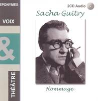 Sacha Guitry - Hommage