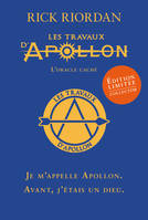 LES TRAVAUX D'APOLLON T1 - COLLECTOR - L'ORACLE CACHE, L'oracle caché
