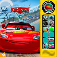 Cars 3 / livre sonore 13 sons