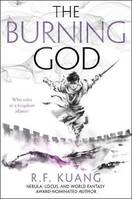THE BURNING GOD (US EDITION)