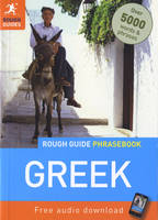 Rough Guide Greek Phrasebook