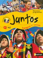 Juntos 1re année - CD audio-Rom (2008)