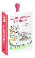 Le chat assassin à la chasse / Anne Fine