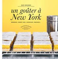 UN GOUTER A  NEW-YORK, brownies, carrot cake, cheese cake, pancakes