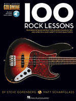 100 Rock Lessons, Bass Lesson Goldmine Series